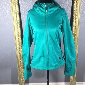 Bench UrbanWear Green Parka with Hood Large